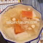 絶対食べて♡シンガポールで食べた温かいホットスイーツがおいしすぎるーー!