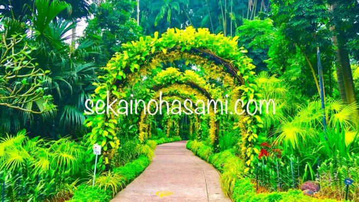 ビーチに植物園!大都会シンガポールでゆっくり自然が満喫出来る、1日プランを紹介♡