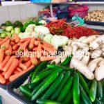 ブルネイの朝市!キアンゲマーケットを見に行こう。
